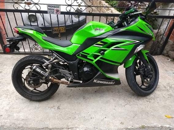 Kawasaki Ninja 300 Impuestos 2020 Pagos, Soat Marzo 2021