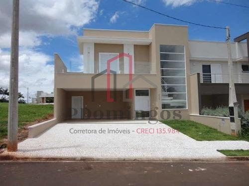 Imagem 1 de 30 de Casa À Venda Em Residencial Portal Do Lago - Ca000135