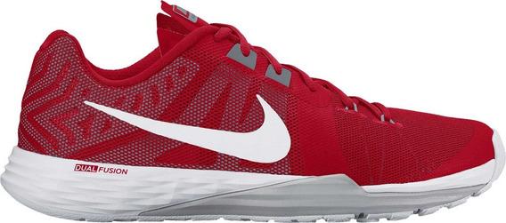 Tenis Nike Train Prime Rojo Caballero 832219-600