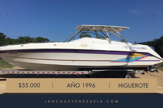 Lancha Intermarine Avanti 35 Lv800