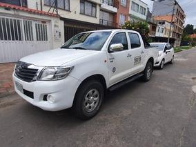 Toyota Hilux 2.5 4x4 Diesel 2013