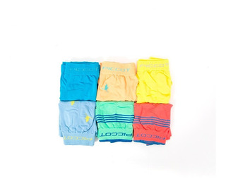 Boxers - Ropa Interior Hombres - Pack X 6