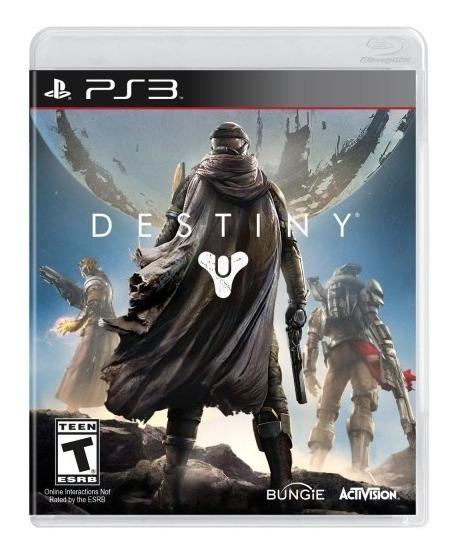 Destiny - Ps3 - Lacrado