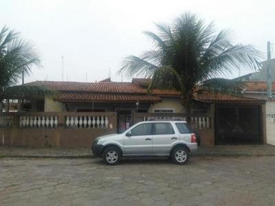 Casa Localizada No Centro De Itanhaem Ref. 5449 M H