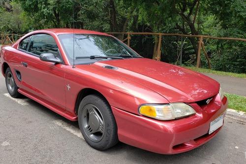 Imagem 1 de 11 de Ford Mustang V6 - 1994 94 - Completo