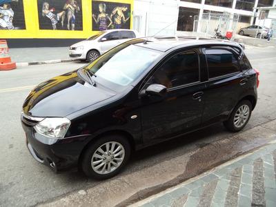 Toyota Etios Xls 1.5 Flex Completo 2013
