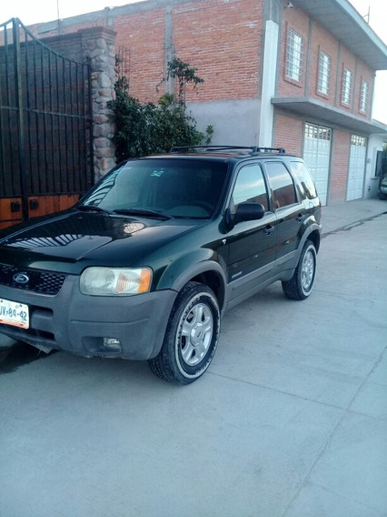 Ford Escape 3.0 Xlt V6 Mt 2002