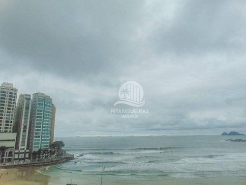 Imagem 1 de 23 de Pitangueiras - Frente Total Para O Mar - Totalmente Reformado - Garagem Em Parqueamento - 140m² Úteis. - Ap2420