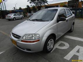 Chevrolet Aveo Aveo Family A.a