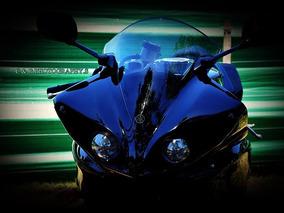 Yamaha R1 2011 10.000km Negra Impecable!!!