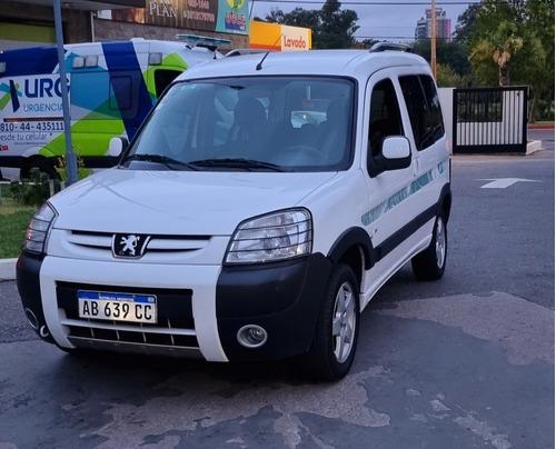 Peugeot Partner Patagónica 1.6 Hdi Vtc Plus 2017
