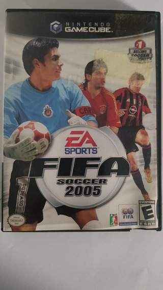 Fifa 2005 Game Cube