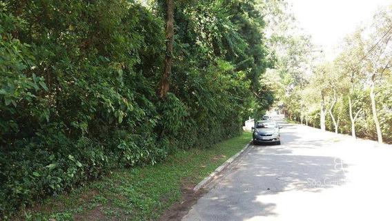 Terreno À Venda, 8000 M² Por R$ 1.950.000 - Parque Do Refúgio - Granja Viana - Cotia/sp - Te0321
