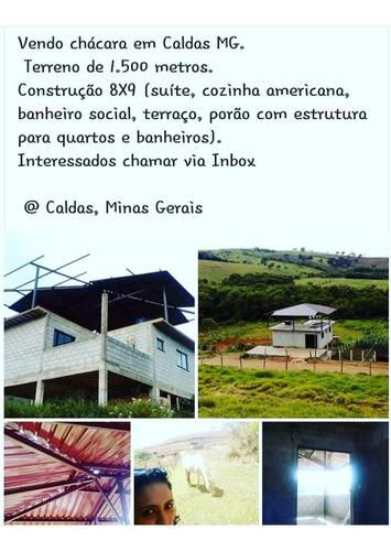 Chácara Em Caldas Minas Gerais