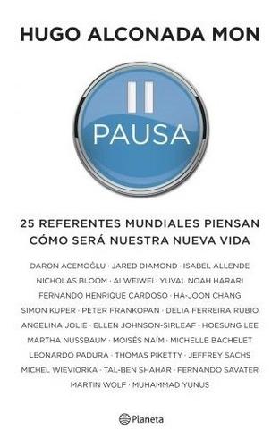 Libro Pausa - Hugo Alconada Mon