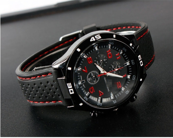 2 Relógios Masculino Esportivo Luxo Original 100% + Caixa
