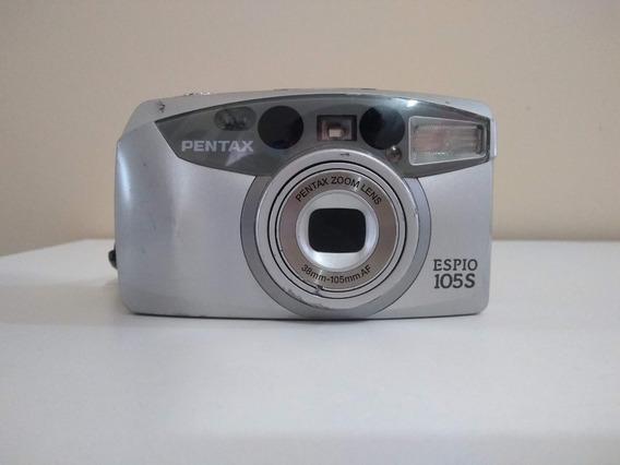 Câmera Fotográfica Pentax Espio 105s