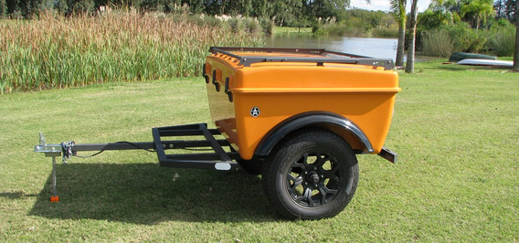 Trailer Boue Off-road