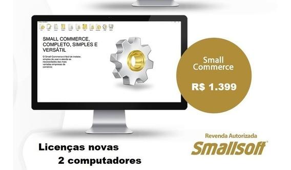 Sistema Automação Comercial Small Commerce 2019