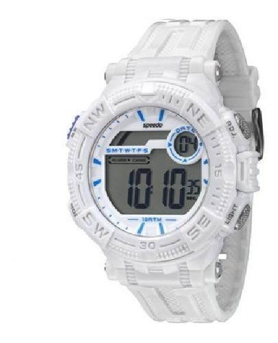 Relógio Speedo Masculino 65063g0evnp4 Com Caixa E Manual