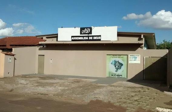 Salão Em Caiçara, Campo Grande/ms De 249m² À Venda Por R$ 300.000,00 - Sl479346