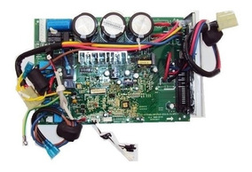 Placa Eletronica Condensadora Midea Msc 22crn1, 38mkca22m5