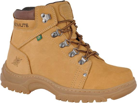 Bota Cat Aventura Caminhada Azimute Boots Oferta Promoção