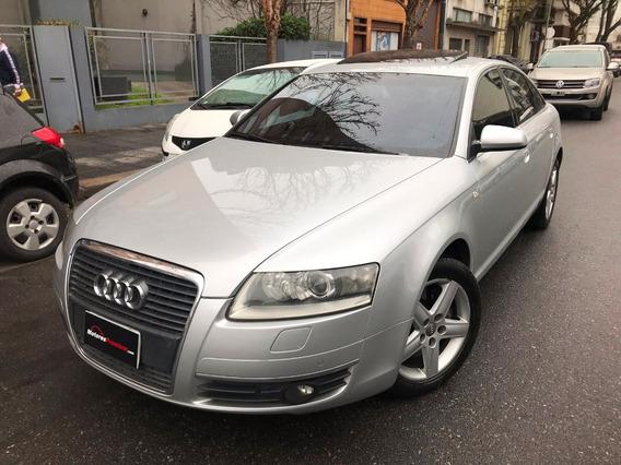 Audi A6 4.2 V8 I 2006 I Permuto I Cuotas