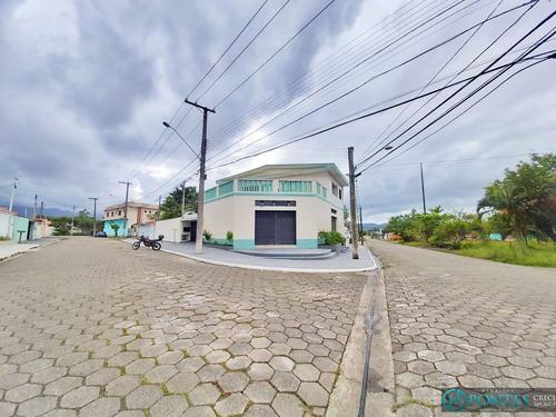 Salão No Bairro Vila Romar Em Peruíbe - Ca00510