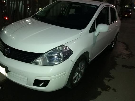 Nissan Tiida 1.8 Custom Ta