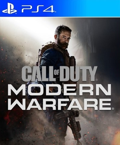 Call Of Duty Modern Warfare Ps4 Juego Físico Nuevo Sellado