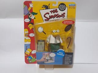 Playmates The Simpsons Hans Moleman