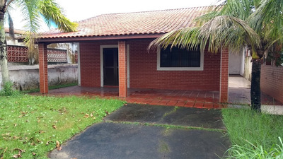 Casa Com Edicula 200 Metros Do Mar Em Itanhaém Litoral Sp