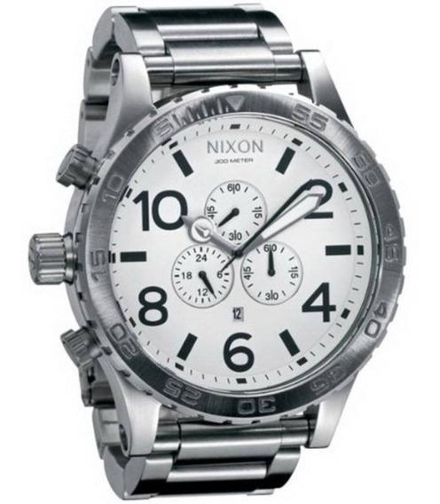 Relógio Nixon A083-100 Prata