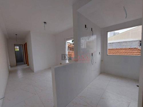 Imagem 1 de 13 de Apartamento Com 2 Dormitórios À Venda, 46 M² Por R$ 317.000,00 - Vila Matilde - São Paulo/sp - Ap6465