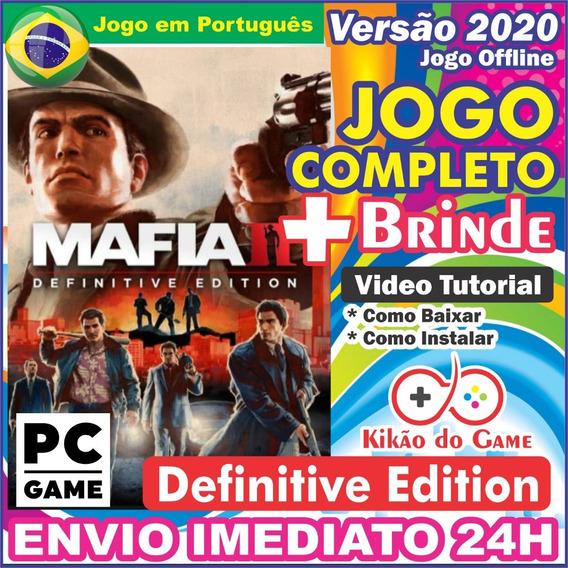 Mafia 2 Definitive Edition Pc Digital Br + Brinde