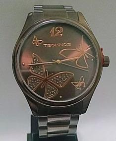 Relógio Technos Feminino (marrom)