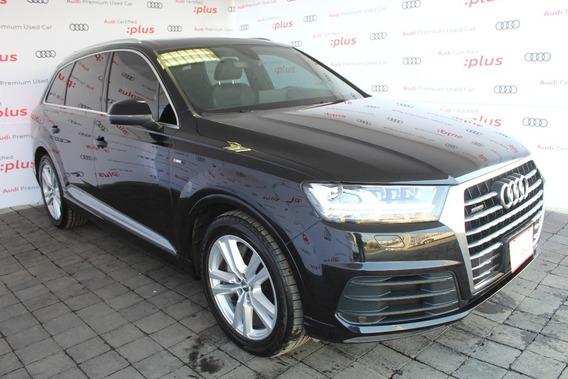 Audi Q7 3.0 Sline 333 Hp Aut Negro 2016