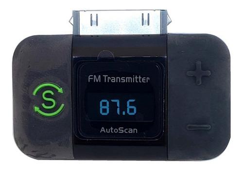 Transmisor Musica Via Fm, Inalambrico, iPhone iPad iPod
