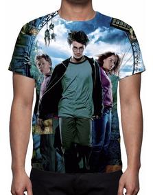 Camisa, Harry Potter E O Prisioneiro De Azkaban