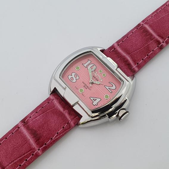Relógio Feminino Activa Swiss Movt Rosa Chic