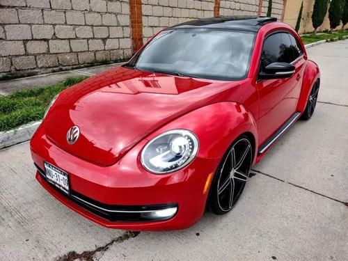 Imagen 1 de 8 de Volkswagen Beetle 2013 2.0 Turbo 6 Vel Dsg 7v Pnav At