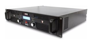 Amplificador De Potencia Novik Novo 2500 Stereo 2500w