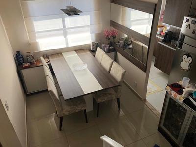 Cobertura Em Edifício Verti, Itu/sp De 83m² 2 Quartos À Venda Por R$ 280.000,00 - Co230922
