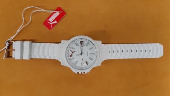 Relógio Puma Analógico Ultrasize 96295g0psnv2 Masculino