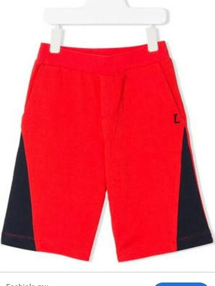 Lote De 10 Shorts Deportivos Infantil Paca Premium
