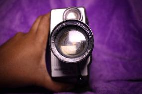 Camera Filmadora Yashica 8mm N Sei Se Funciona!!!