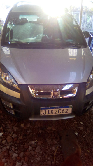Fiat Idea Adventure 1.8 16v 2011 Completa