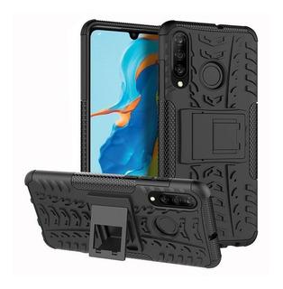 Capa Capinha Anti Impacto Huawei P30 Lite+pelicula Vidro 3d
