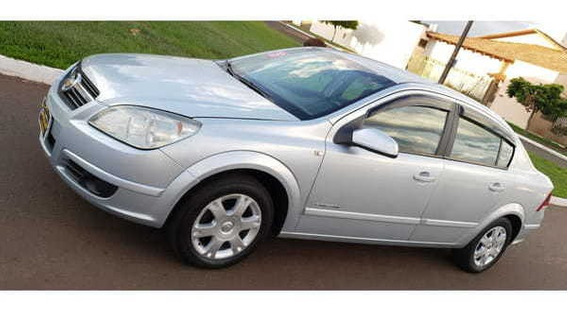 Vectra Sedan Expression 2.0 8v (flexpower) 4p 2008